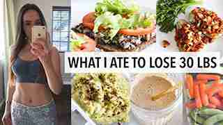 Lose 20 Pounds In A Month Eating Everything