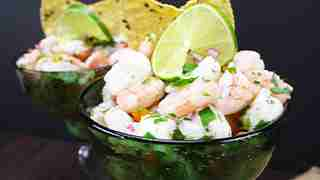 Is Ceviche Healthy