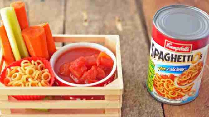 Are Spaghettios Healthy