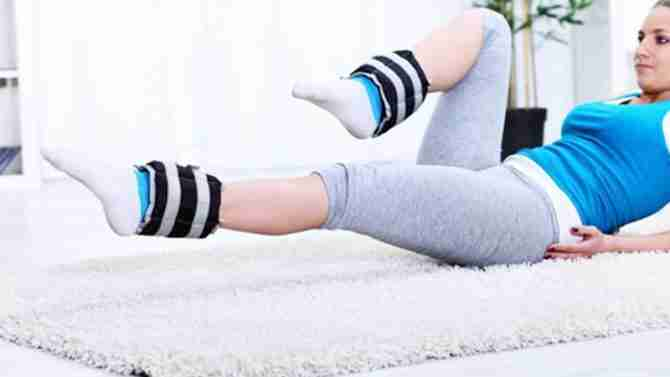 Ankle Weight Exercises To Increase Height